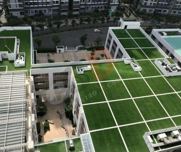 Thảm cỏ nhân tạo sân vườn D20 -1