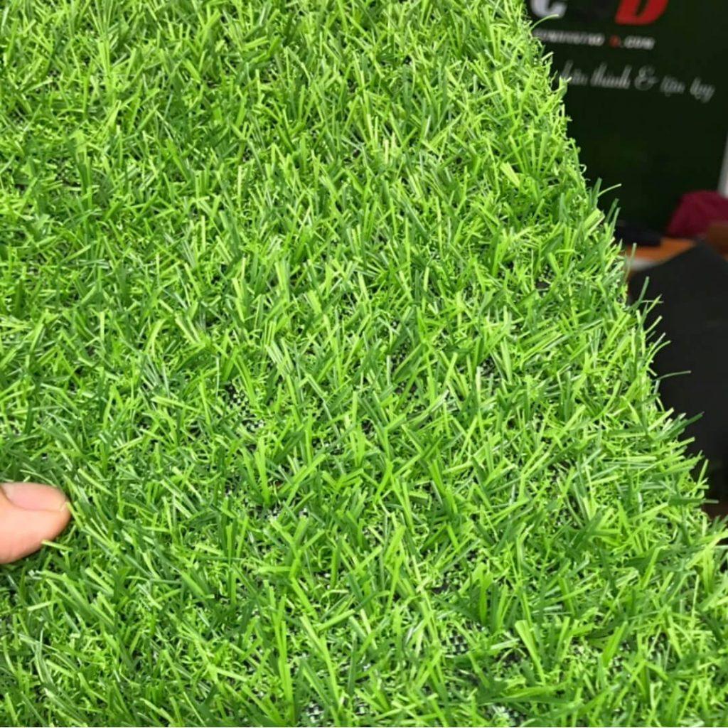 Thảm cỏ nhân tạo sân vườn giá rẻ D15