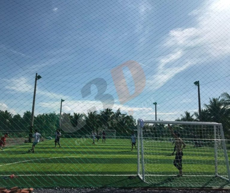 Thi công sân bóng đá cỏ nhân tạo Đồng Nai